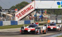 World's Fastest Sports Car Race at Sebring