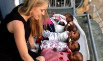 Woman Opens Hospital in Kenya to Care for Orphans and Vulnerable Kids