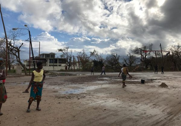 Cyclone Idai 1