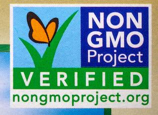 Non-GMO Project Verified label