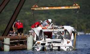 Company Won't Operate Duck Boats in 2019 After Fatal Sinking