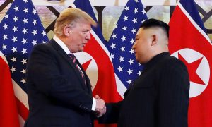 Trump Reverses First North Korea Sanctions Since Failed Summit After One Day
