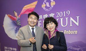 Shen Yun Inspires South Korean City Council Member To Be Kind