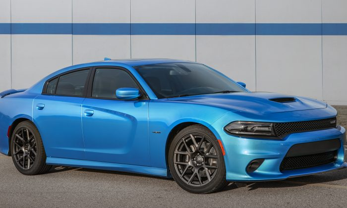 2019 Dodge Charger. (Courtesy of FCA Newsroom)