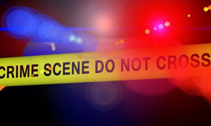 Crime scene in a stock photo. (Geralt/Pixabay)