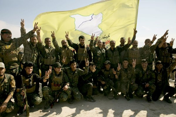 Syrian Democratic Forces 1