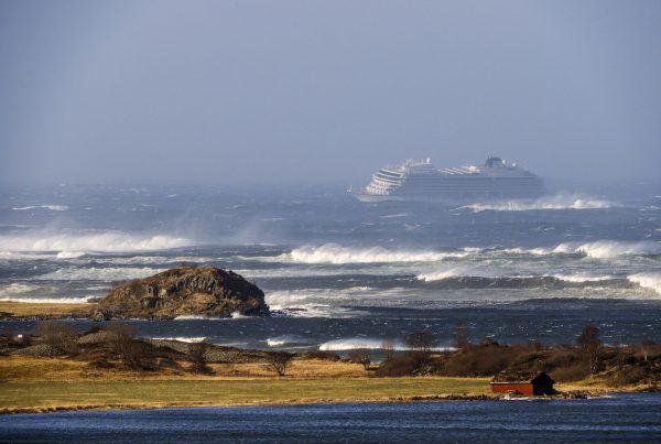 Norway Viking Sky cruise rescue