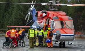 More Passengers Lifted off Norway Cruise Ship before Towing