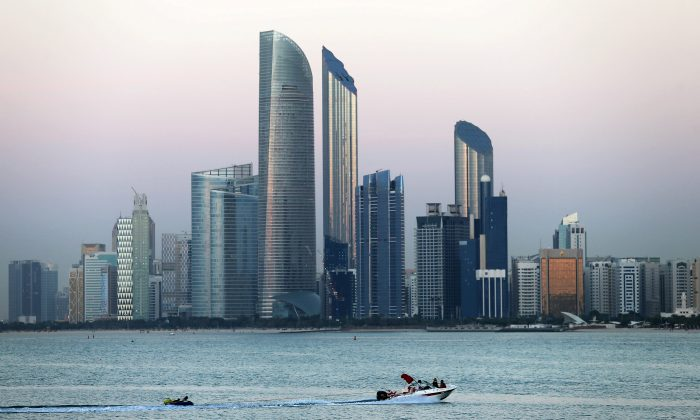 FILE PHOTO: General view of Abu Dhabi, United Arab Emirates, January 3, 2019. Picture taken January 3, 2019. REUTERS/ Hamad I Mohammed/File Photo