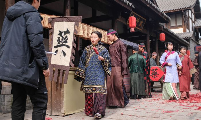Beijing Places Sweeping Ban on Shows, Movies Depicting Ancient China