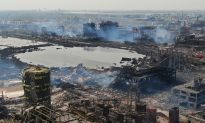 Chemical Plant Blast May Have Vaporized Workers, Fire Chief Says