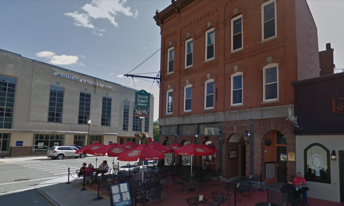 Staff at the Silver Street Tavern restaurant in Maine were surprised by a generous tip on March 23, 2019. (Screenshot via Google Maps)
