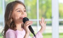 7-Year-Old Singing Prodigy Wows the Nation with Powerful Rendition of the National Anthem