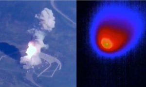 Homeland Defense System Knocks Out Ballistic Missile in Historic 'Salvo' Test