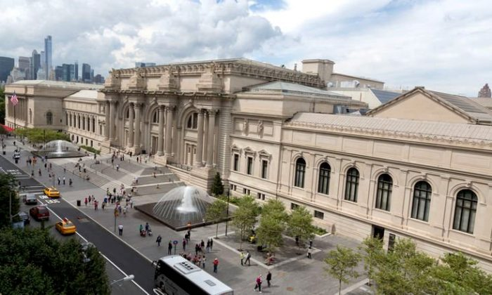 The Metropolitan Museum in New York City. (Isabelle Kellogg)