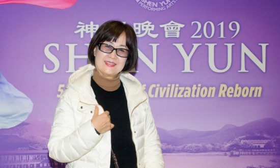 'The World Is Better Off Because of Shen Yun,' Korean Art Association Director Says