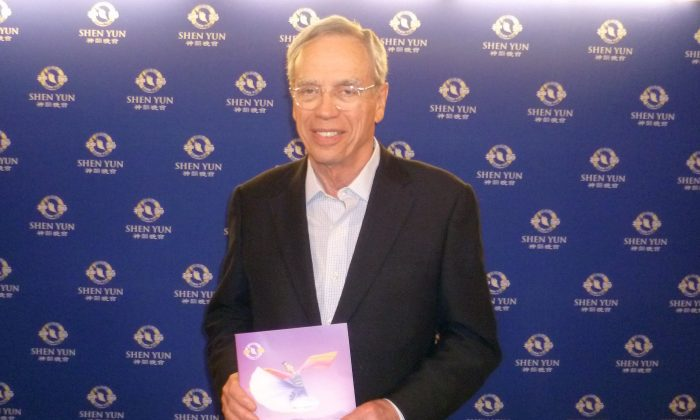 Former Canadian Minister Recommends Shen Yun