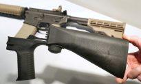 US Chief Justice Rejects Bid to Block 'Bump Stocks' Gun Ban