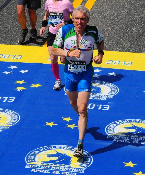 Grogin running
