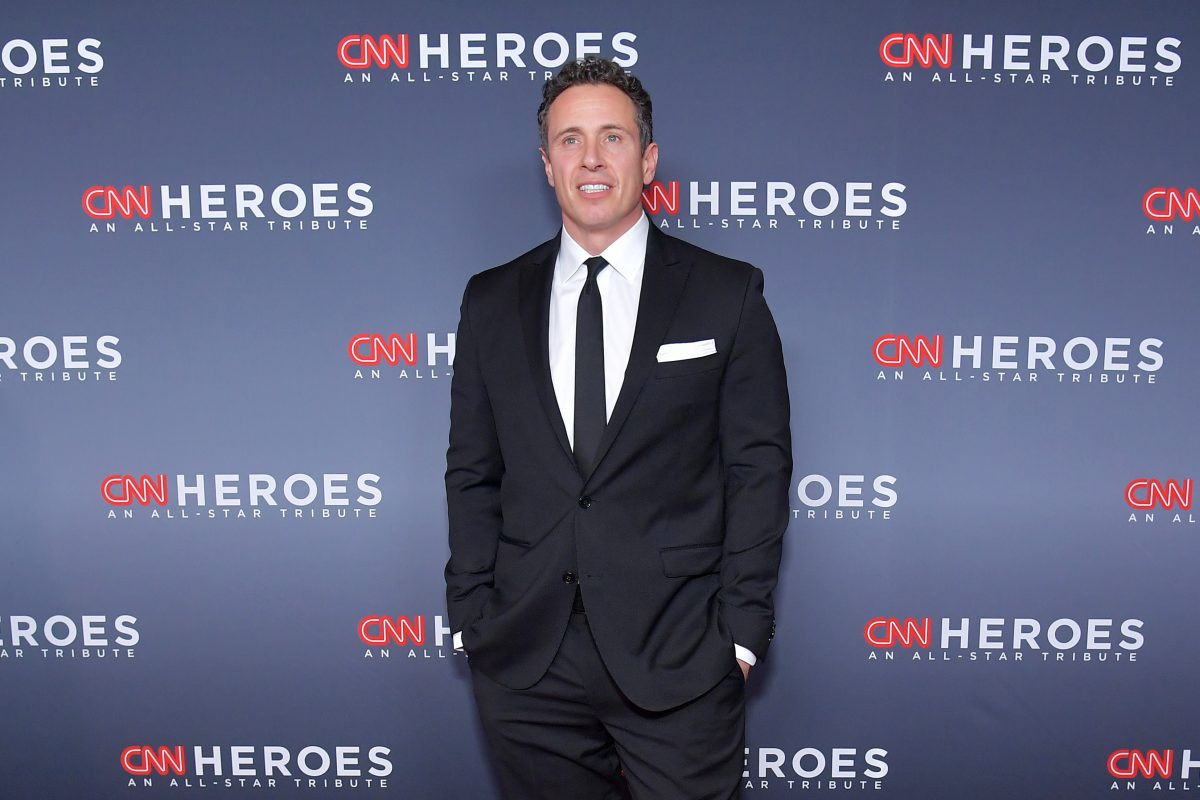 Chris Cuomo describes hellish night with coronavirus: 'Shivering so much