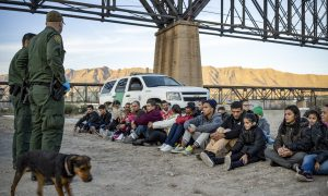 Daily Border Crossings By Illegal Aliens Hit 13-Year High