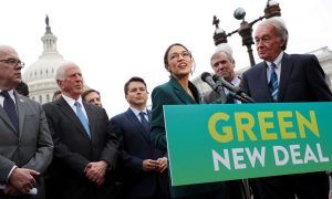 The Green New Deal as America's Great Leap Forward