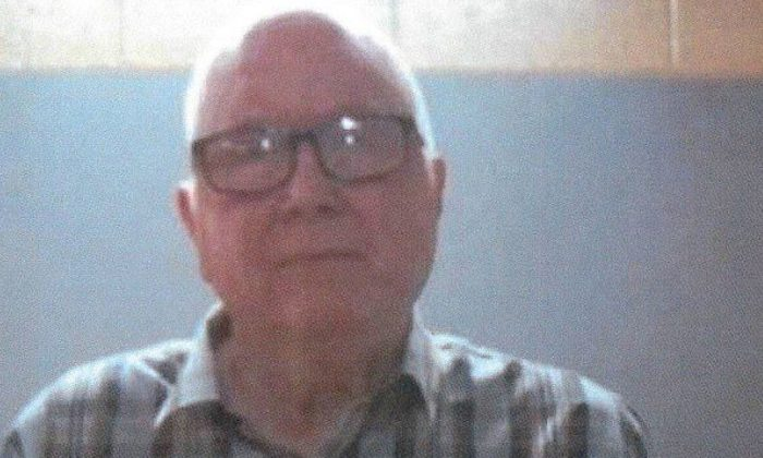 Henry Rex Weaver, an Alabama substitute teacher, was detained after a gun in his pocket allegedly discharged inside a classroom of first-graders in Blountsville, Ala., on March 22, 2019.(Blount County Sheriff's Office)