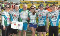 Boston Marathon Survivor Runs Cross Country