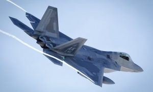 F-22 Raptor Crashes in Florida: Air Force