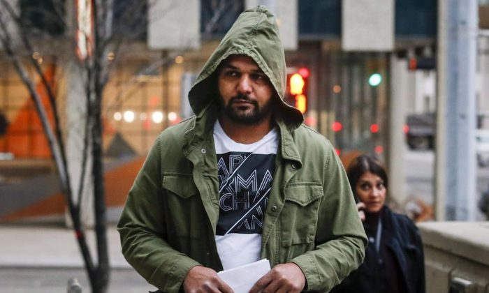 Sukhmander Singh, owner of the transport truck involved in the deadly Humboldt Broncos bus crash. (The Canadian Press)