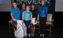 Golfer With Down Syndrome Inspires Defending Champion, Says, 'We all can learn from her'