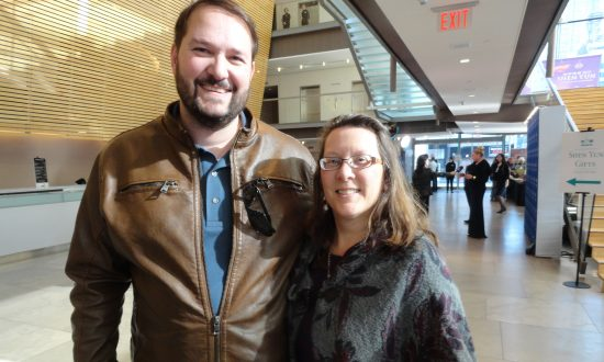 Theater Professional Impressed by Shen Yun