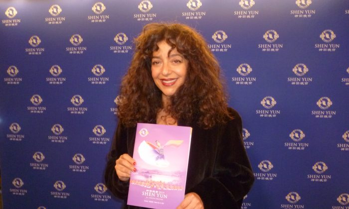 Canadian Artist Astounded by Shen Yun