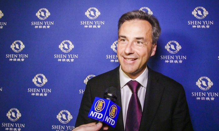 Graz Mayor Excited to Learn About Chinese Culture From Shen Yun