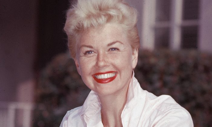 A stock photo of Doris Day (Getty Images/Hulton Archive)