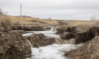 Flooding Forces Evacuations on South Dakota Reservation