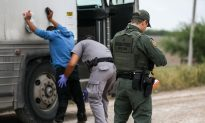 Border Patrol Apprehensions Reach 10-Year Single-Day Record of Over 4,100
