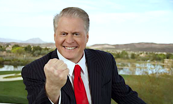 """Wayne Allyn Root is writing a book called """"Trump Rules: The Ultimate Guide to Being a Winner."""" (Courtesy Wayne Allyn Root)"""