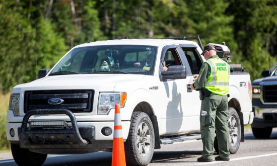 Border Patrol Shuts All Checkpoints In New Mexico