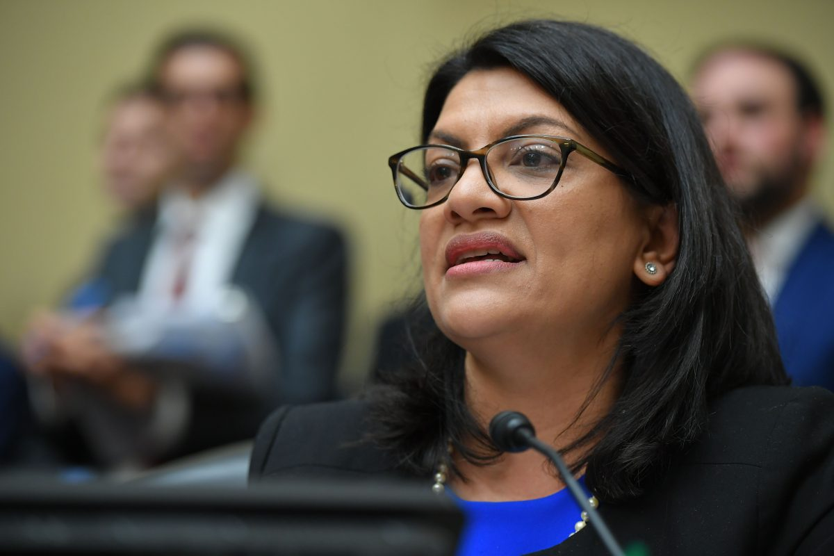 Tlaib Would Rather Bash Israel Than Visit Grandma