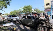 Al Shabaab Car Bomb Outside Somali Hotel Kills at Least 15: Medics
