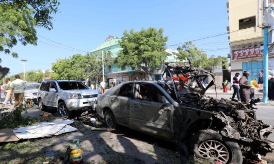 Al Shabaab Car Bomb Outside Somali Hotel Kills at Least 15: Medics