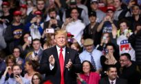 In Photos: Trump Rally in Grand Rapids, Mich.