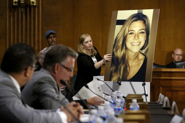 A photo of Kate Steinle