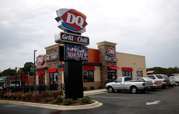 Dairy Queen store in Charlotte Hall
