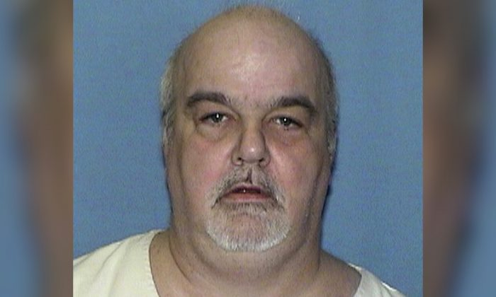 This undated photo provided by the Illinois Department of Corrections shows Thomas Kokoraleis. (Illinois Department of Corrections/File via AP)
