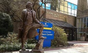 College Students Want Thomas Jefferson Statue Removed From Campus: 'White Supremacist Icon'