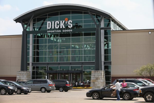 Dick's Sporting Goods store in Niles, Ill.