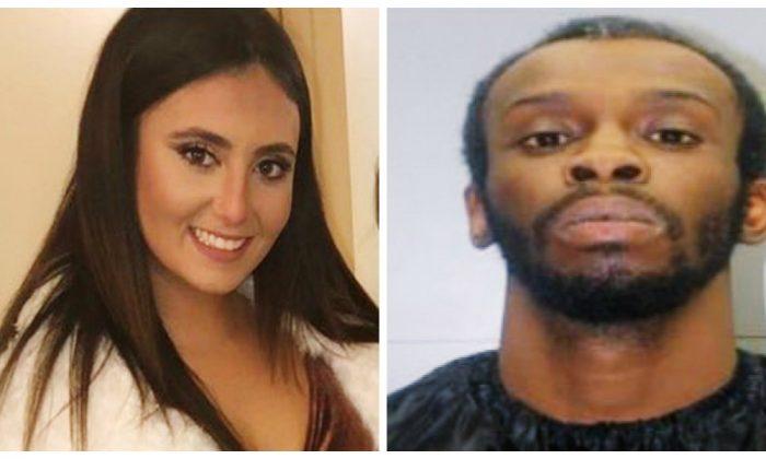 (L): Samantha Josephson; Nathaniel David Rowland. (Columbia Police Department)