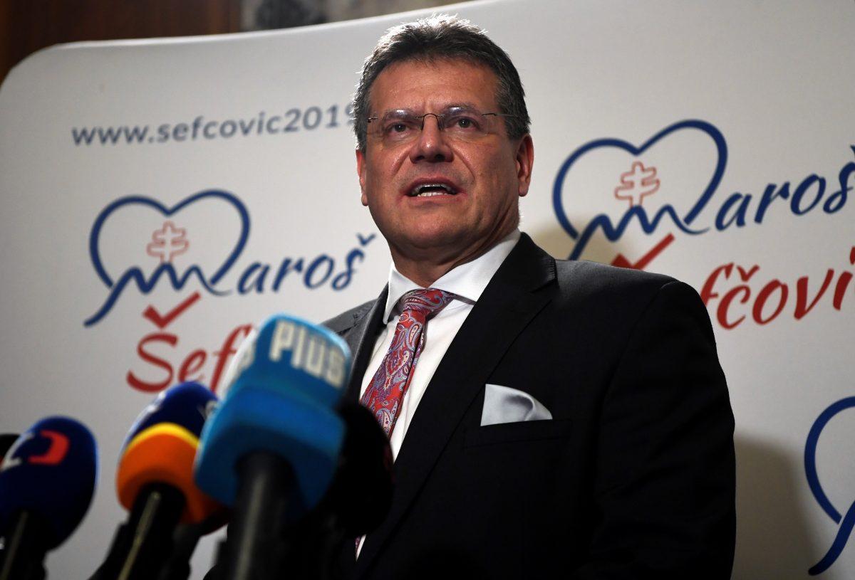 Sefcovic